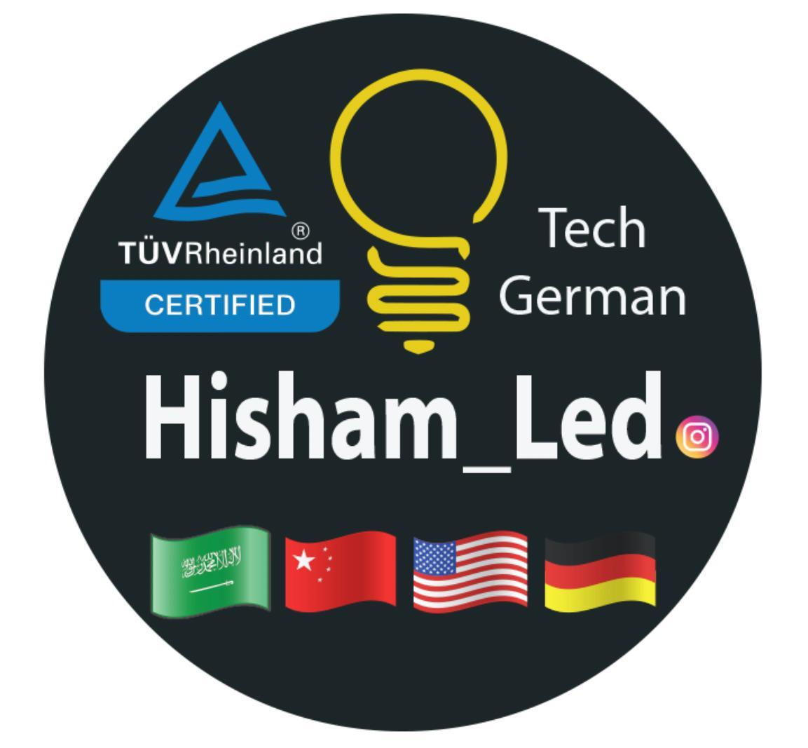 مؤسسه هشام لإناره الليد للسيارات شركه بروماكس تقنيه المانية 0565521979 P_1785typd51