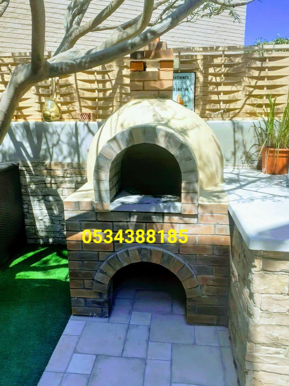 بناء فرن في الرياض , فرن في الشرقية , فرن مطعم , افران مطاعم  0534388185 P_1819n0f563