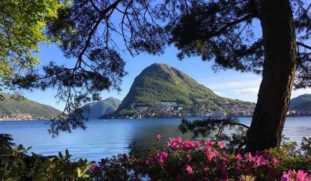 افضل اماكن السياحة لوقانو سويسرا