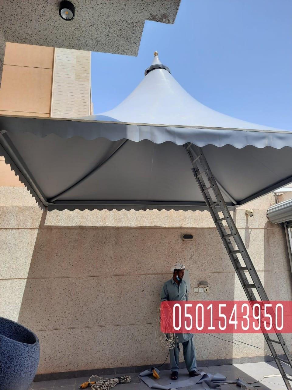تركيب مظلات سيارات في جدة , 0501543950 P_20865rp5z2